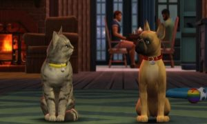 download the sims 4 cats and dogs game for pc