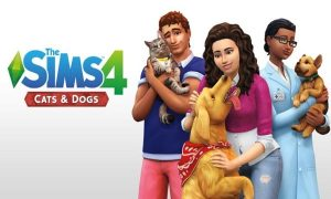 the sims cats and dogs game