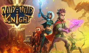willy nilly knight game