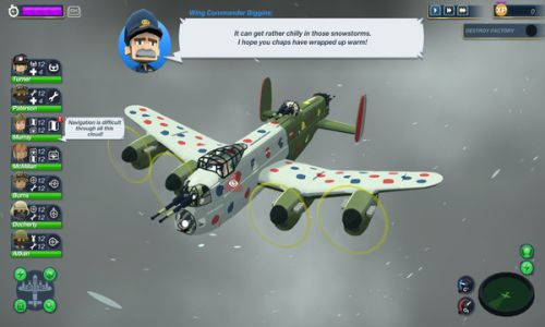 Bomber Crew Secret Weapon Free Download For PC
