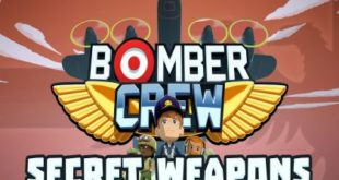 Bomber Crew Secret Weapon PC Game Free Download