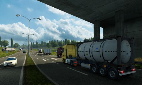 Download Euro Truck Simulator 2 Highly Compressed