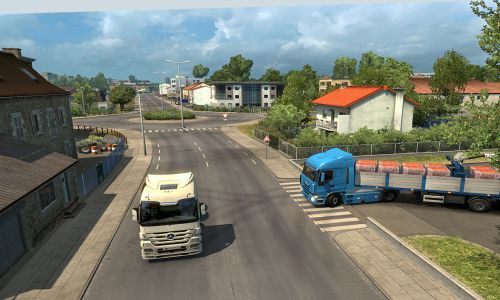 Download Euro Truck Simulator 2 Setup