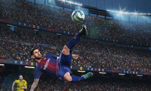 Download Pro Evolution Soccer 2018 Setup