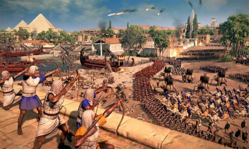 Download Total War Rome II Empire Divided Setup