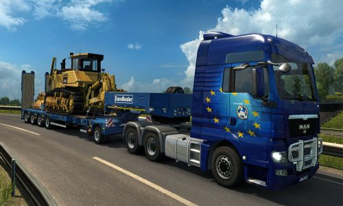 Euro Truck Simulator 2 Free Download Full Version