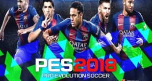 Pro Evolution Soccer 2018 Free Download