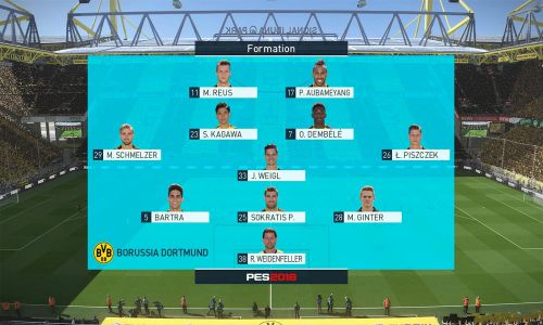 Pro Evolution Soccer 2018 Free Download For PC
