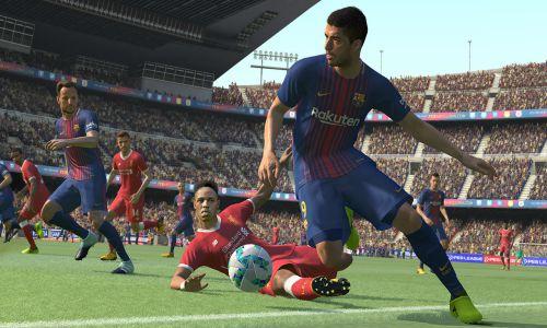 Pro Evolution Soccer 2018 Free Download Full Version