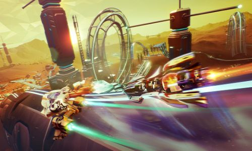 Redout Enhanced Edition Back To Earth Pack Free Download Full Version