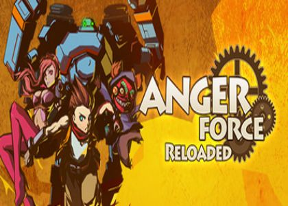 AngerForce Reloaded Arcade Edition PC Game Free Download