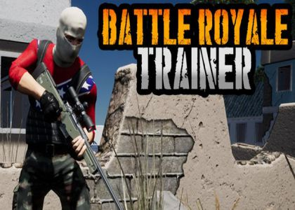 Battle Royale Trainer PC Game Free Download