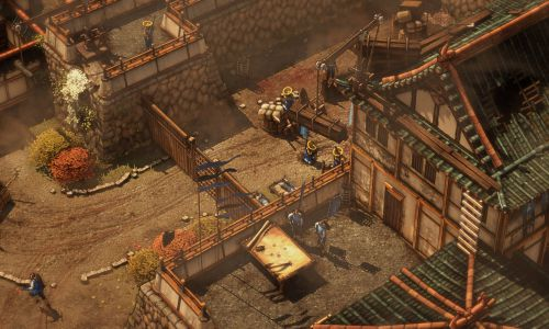 Download Shadow Tactics Blade Of The Shogun Highly Compressed