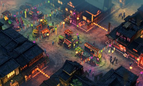 Shadow Tactics Blade Of The Shogun Free Downlaoad For PC