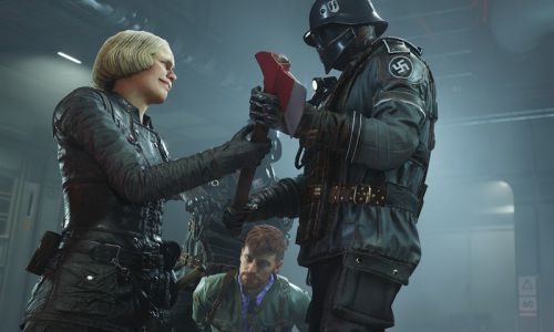 Wolfenstein 2 The New Colossus Agent Silent Death Free Download Full Version