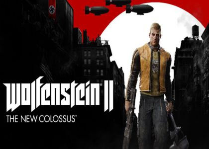Wolfenstein 2 The New Colossus Agent Silent Death PC Game Free Download
