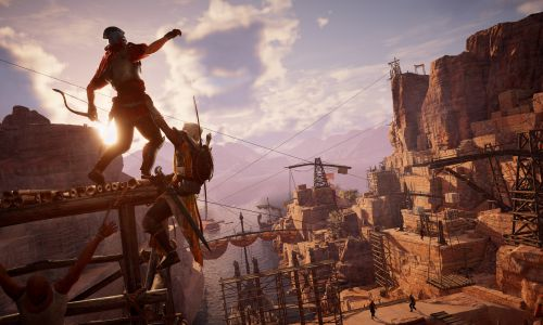 Assassins Creed Origins The Hidden Ones Free Download For PC