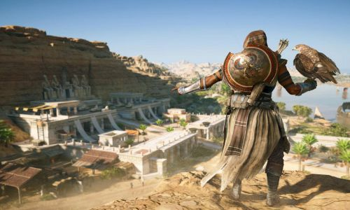 Download Assassins Creed Origins The Hidden Ones Highly Compressed