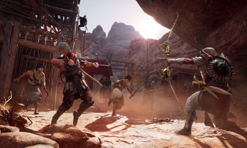 Download Assassins Creed Origins The Hidden Ones Setup