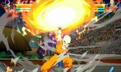 Download Dragon Ball FighterZ Highly Compressed
