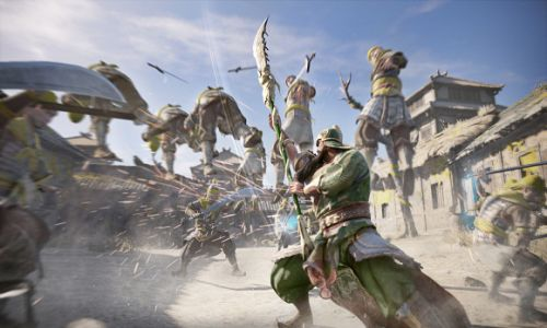 Download Dynasty Warriors 9 Highly Compressed