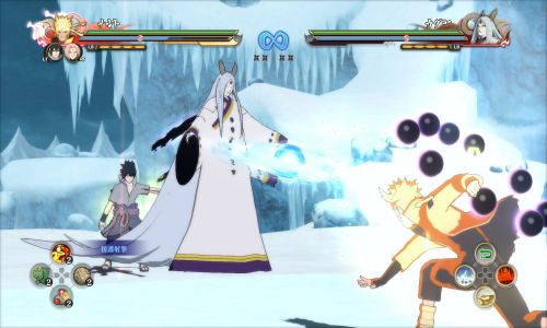 Download Naruto Ultimate Ninja Storm 4 Highly Compressed