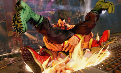 Download Street Fighter 5 Arcade Edition Setup
