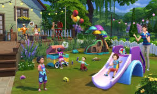 Download The Sims 4 Highly Compressed