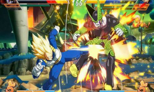 Dragon Ball FighterZ Free Download Full Version