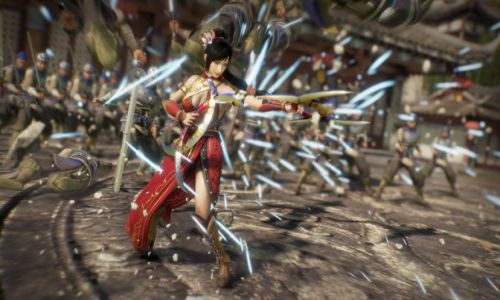 Dynasty Warriors 9 Free Download For PC