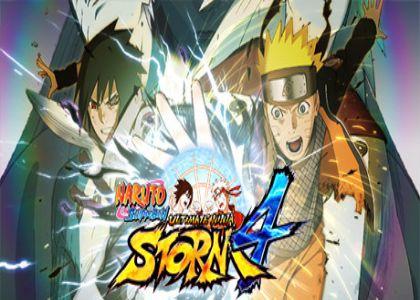 Naruto Ultimate Ninja Storm 4 PC Game Free Download