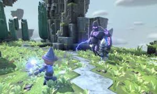 Portal Knights Adventurer Free Download For PC