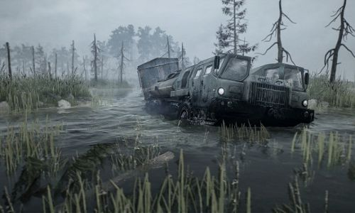 SpinTires Mudrunner The Valley Free Download For PC