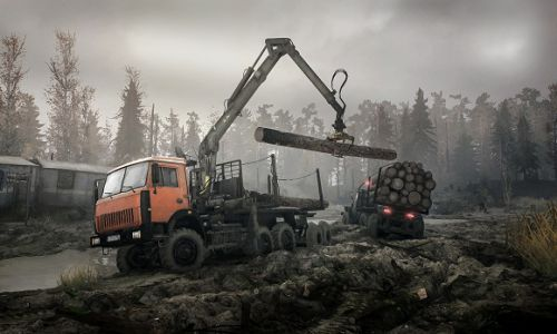 SpinTires Mudrunner The Valley Free Download Full Version
