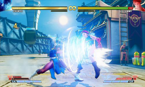 Street Fighter 5 Arcade Edition Free Download For PC