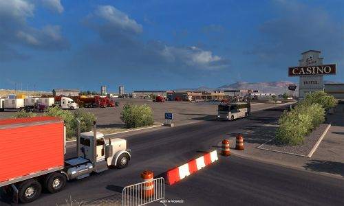 American Truck Simulator Free Download For PC