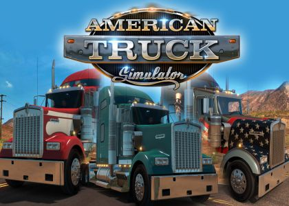 American Truck Simulator PC Game Free Download