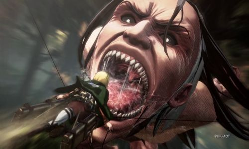 Attack on Titan 2 Free Download For PC