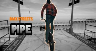 BMX Streets Pipe PC Game Free Download