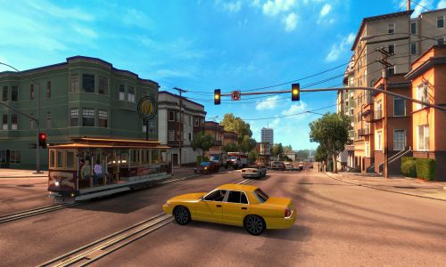 Download American Truck Simulator Highly Compressed