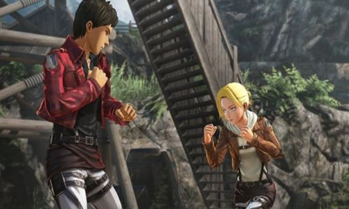 Download Attack on Titan 2 Highly Compressed