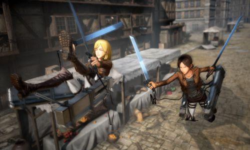 Download Attack on Titan 2 Setup
