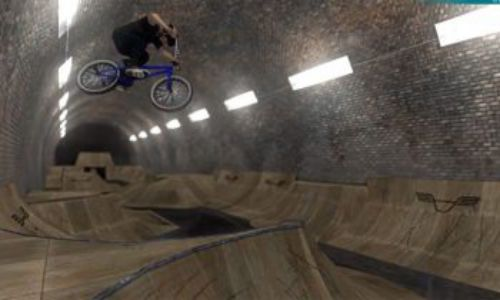 Download BMX Streets Pipe Setup