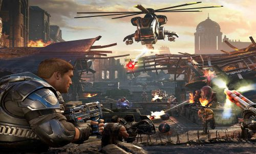 Gears Of War 4 Free Download Full Version