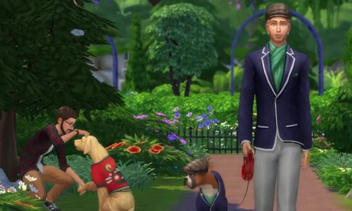 The Sims 4 My First Pet Stuff Free Download For PC