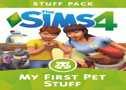 The Sims 4 My First Pet Stuff PC Game Free Download