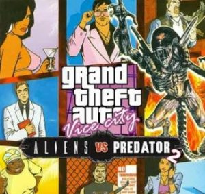 Download GTA alien vs predator For PC Free Full Version