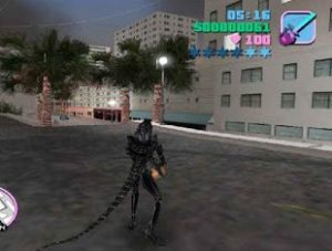 Download GTA alien vs predator Game For PC
