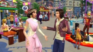 Download The Sims 4 City Living For PC Free Full Version