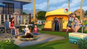 Download The Sims 4 Outdoor Retreat For PC